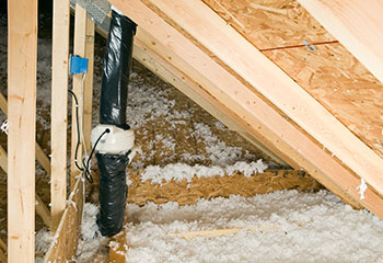 Spray Foam Insulation Project | Attic Cleaning Pasadena, CA